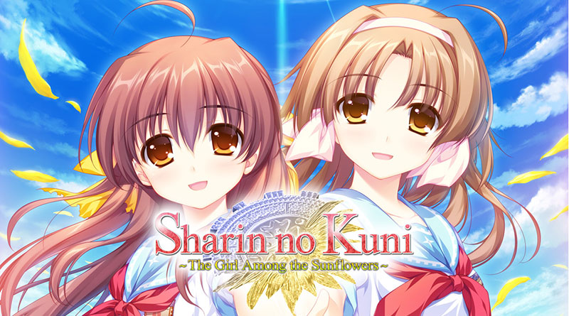 Sharin no Kuni: The Girl Among the Sunflowers PS Vita