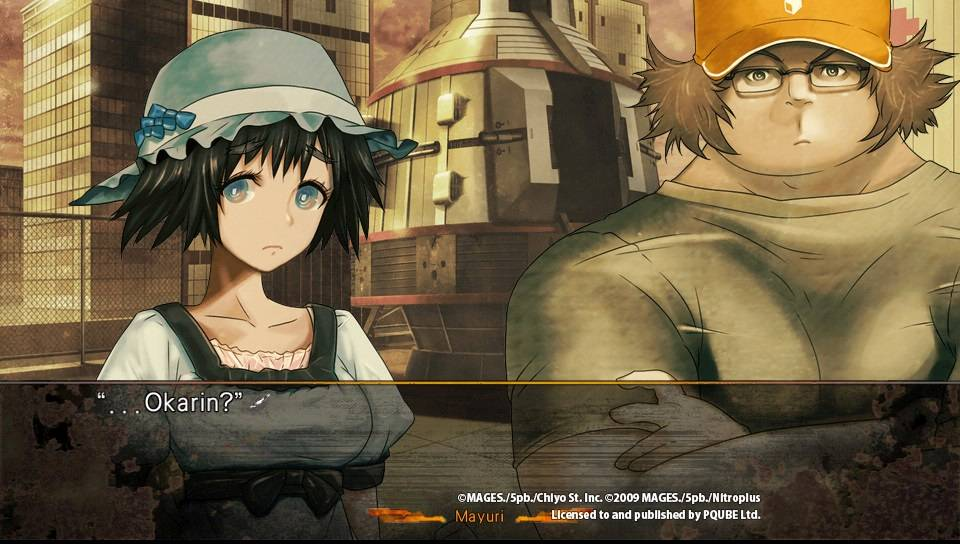 Steins;Gate 0 PS Vita
