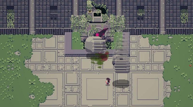 Titan Souls PS Vita