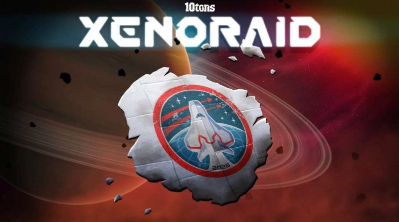 Xenoraid PS Vita