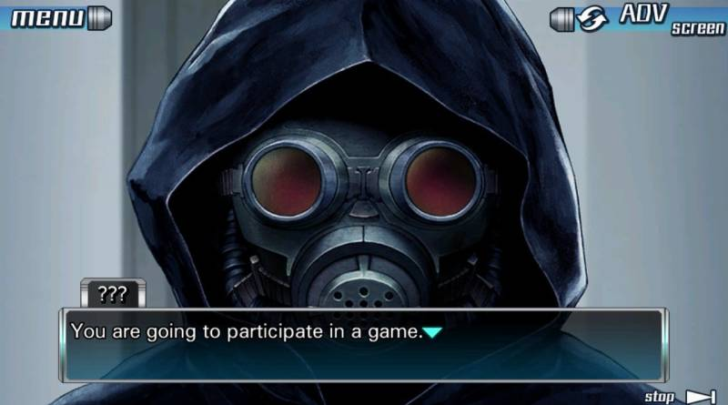 Zero Escape: The Nonary Games PS Vita PS4
