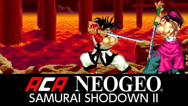 ACA NeoGeo: Samurai Shodown II Nintendo Switch