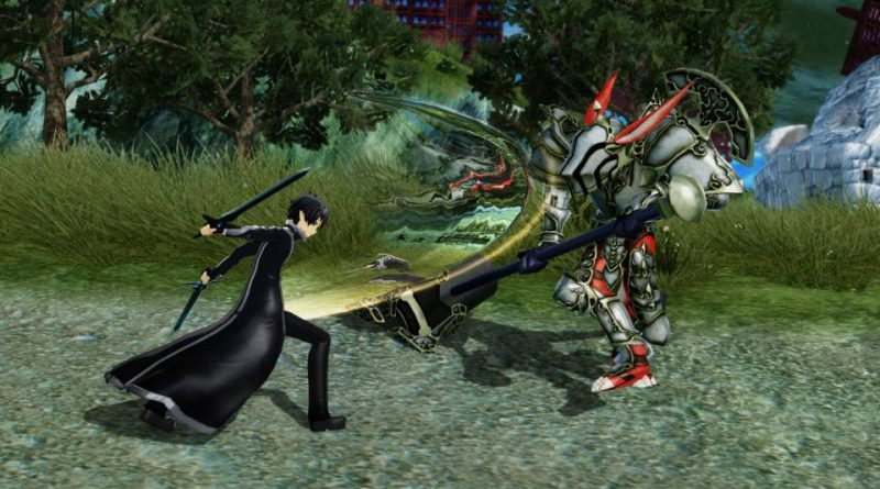 Accel World VS Sword Art Online: Millennium Twilight PS Vita PS4