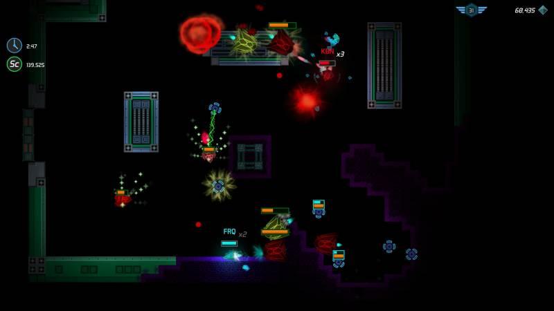 Aperion Cyberstorm Nintendo Switch