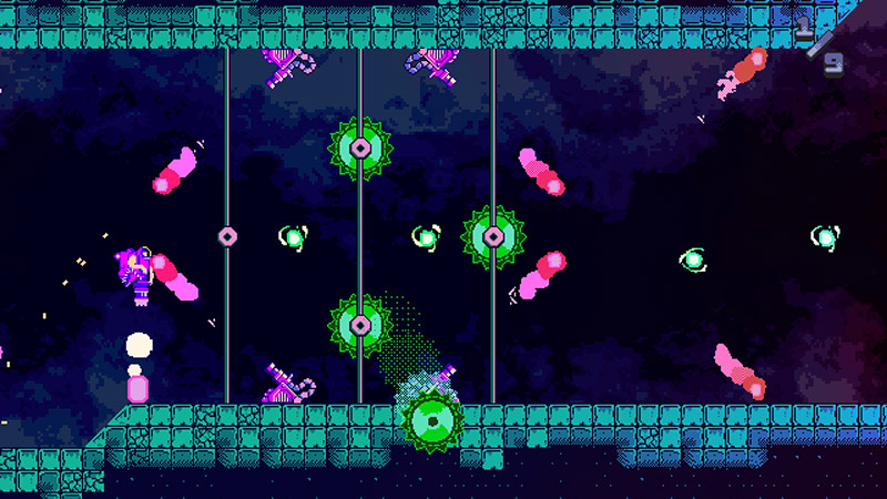 ATOMIK: RunGunJumpGun Nintendo Switch