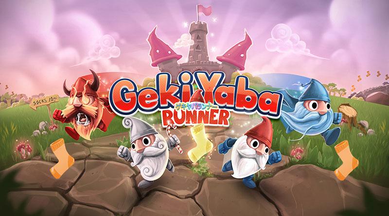 Geki Yaba Runner PS Vita