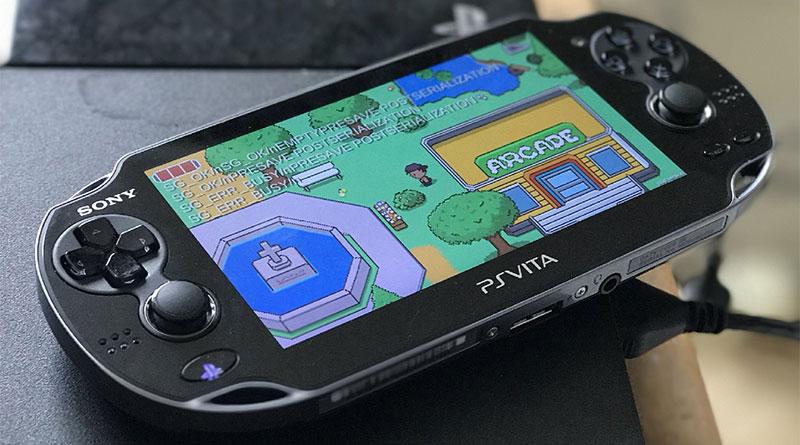Rainbite PS Vita Project