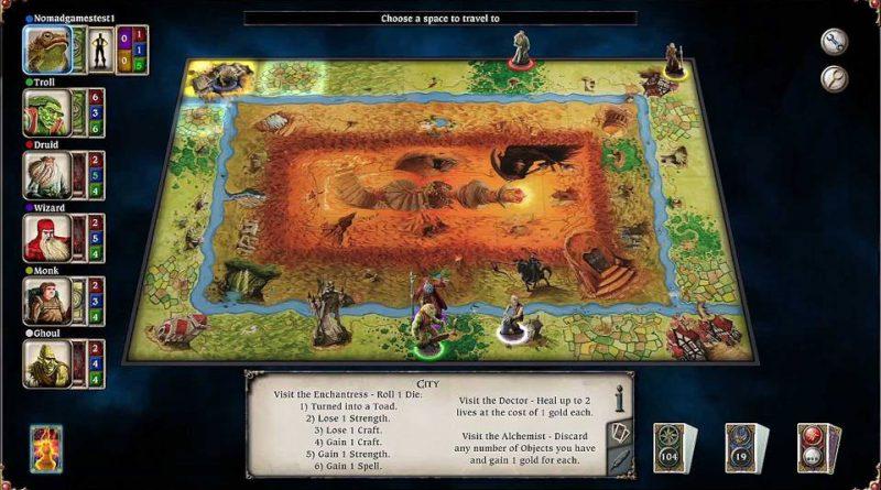 Talisman: Digital Edition PS Vita PS4
