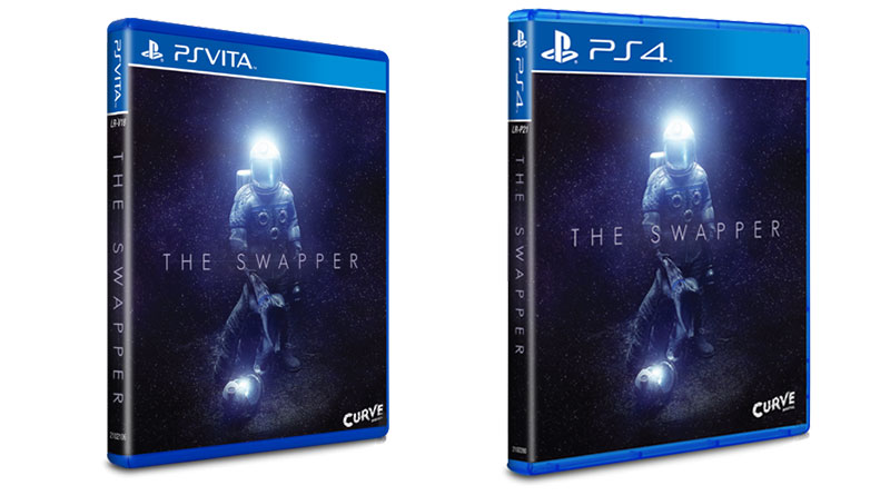 The Swapper PS Vita PS4