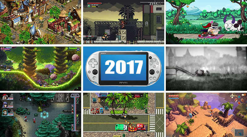 Top 10 Upcoming PS Vita Indie Games 2017