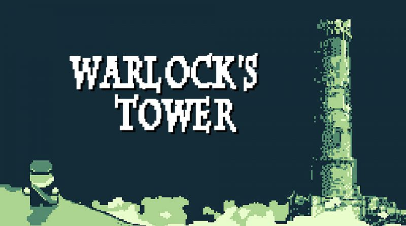 Warlock's Tower PS Vita