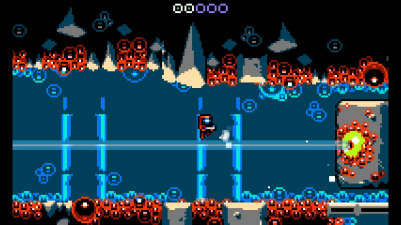 Xeodrifter Nintendo Switch