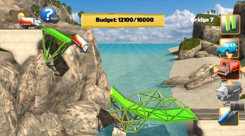 Bridge Constructor PS Vita