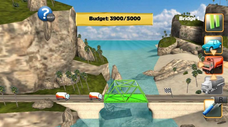 Bridge Constructor PS Vita
