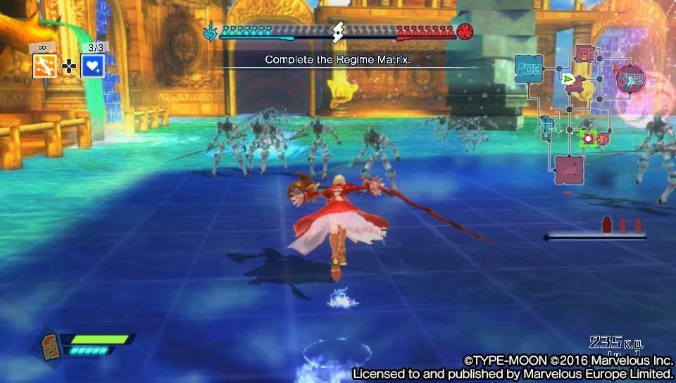 Fate/Extella: The Umbral Star PS Vita