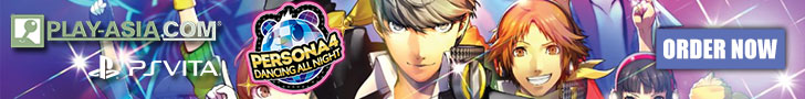 Order Persona 4: Dancing All Night PS Vita from Play-Asia.com