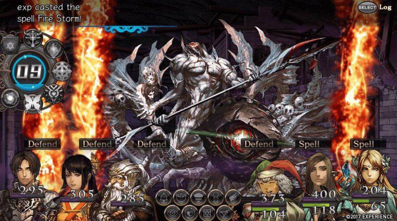Stranger of Sword City Revisited PS Vita
