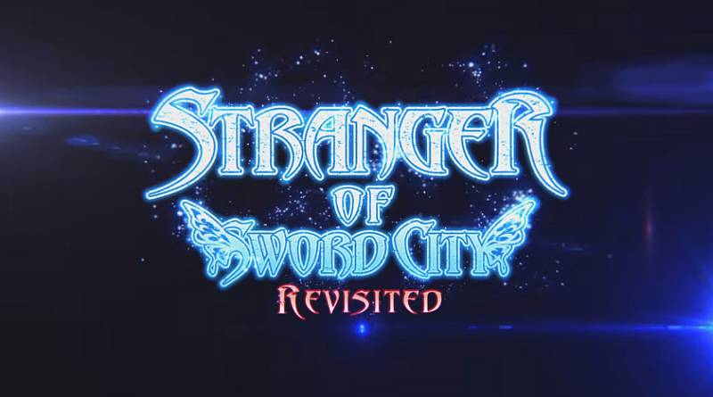 Stranger of Sword City Revisited PS Vita