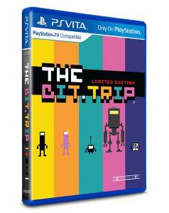 The BIT.TRIP PS Vita