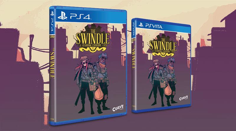 The Swindle PS Vita PS4