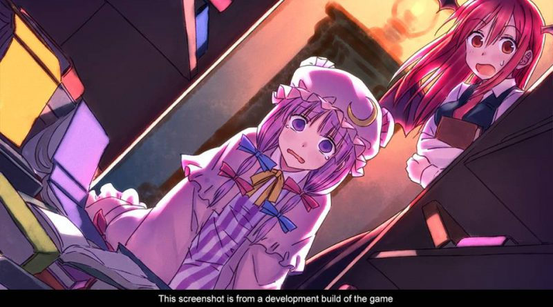Touhou Kobuto V: Burst Battle PS Vita PS4