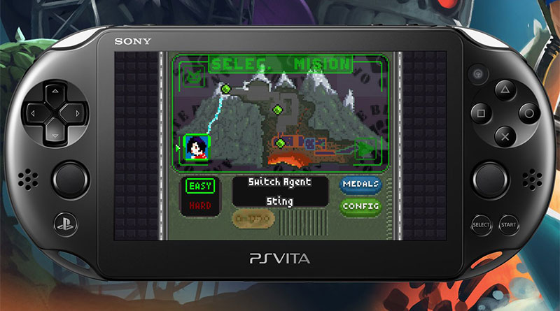 Blasting Agent - Ultimate Edition PS Vita PS4