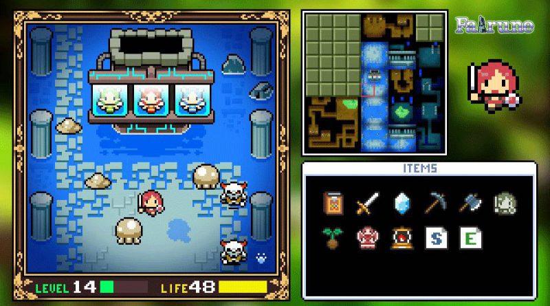 Fairune PS Vita