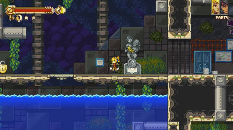 Iconoclasts PS Vita PS4