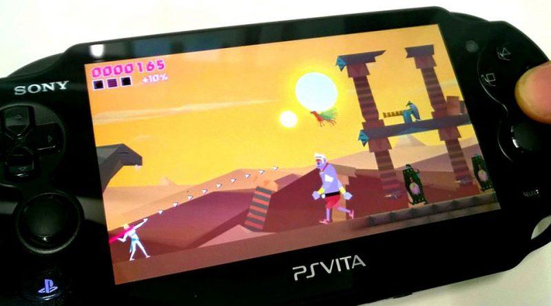 Lichtspeer PS Vita PS4