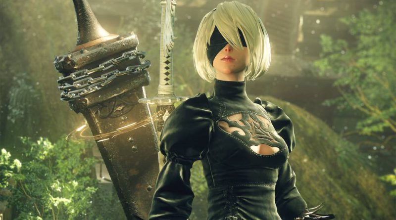 NieR: Automata Director PS Vita Successor