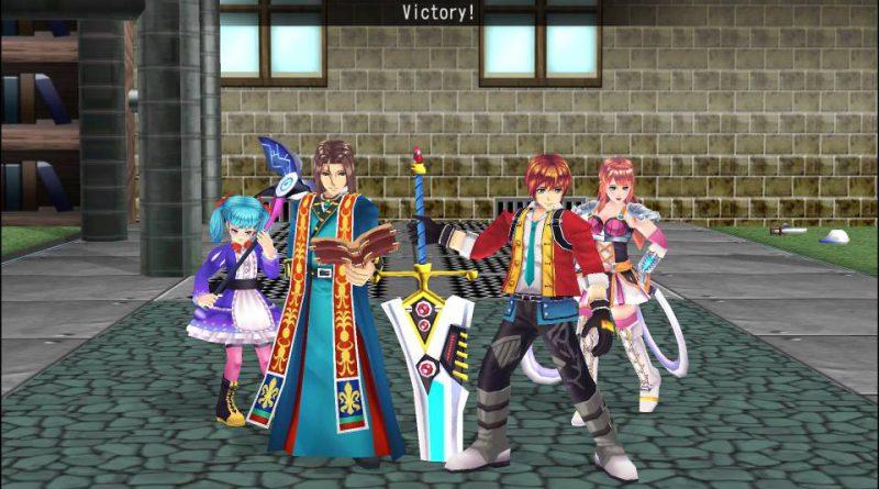 Revenant Saga PS Vita PS3 PS4