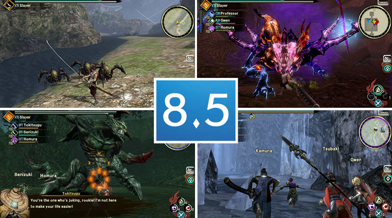 Review Toukiden 2 PS Vita