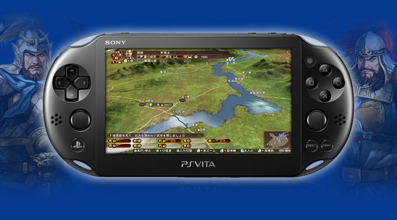 Romance of the Three Kingdoms XIII with Power-Up Kit PS Vita