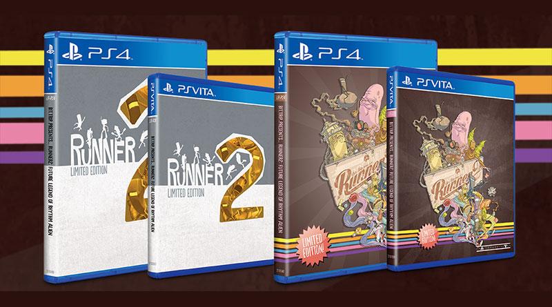 Runner2 PS Vita PS4