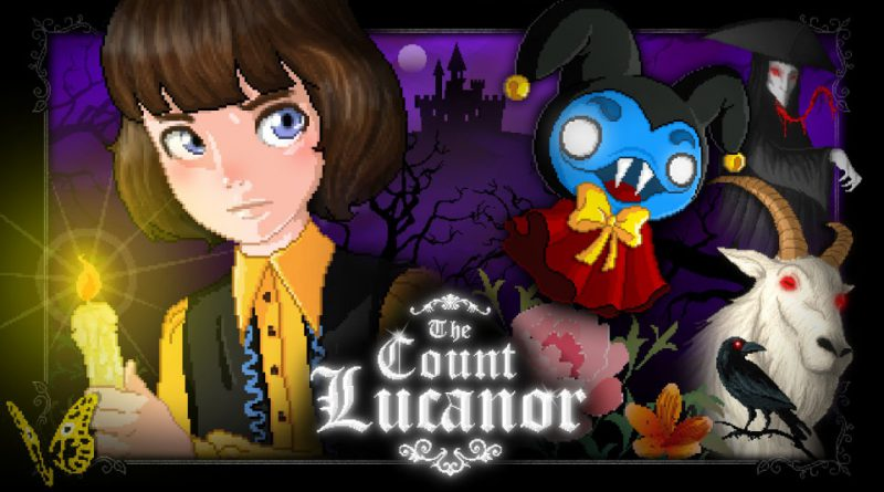 The Count Lucanor PS Vita PS4