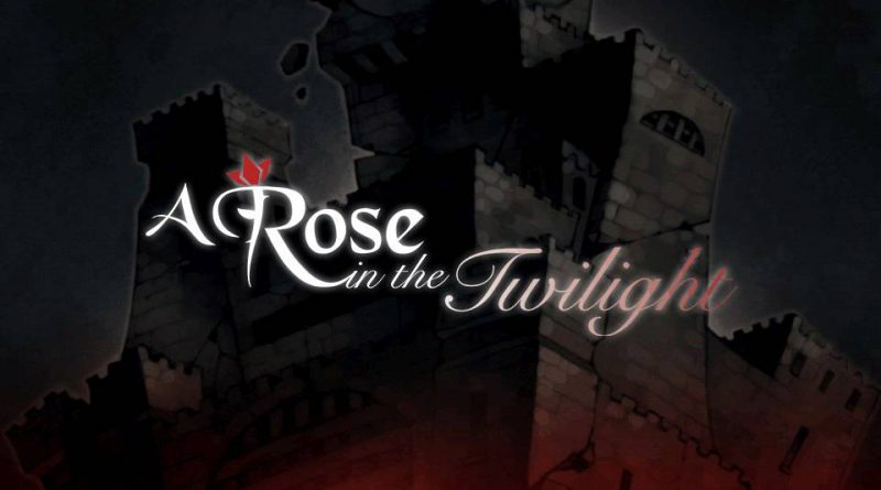 A Rose in the Twilight PS Vita
