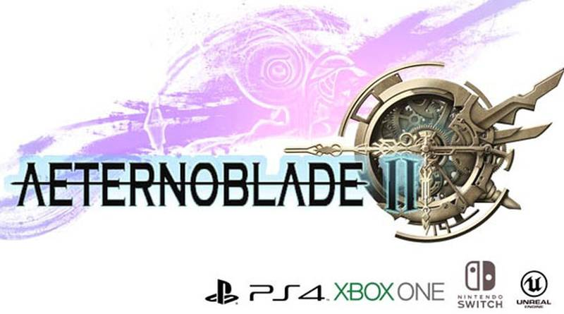 AeternoBlade II PS Vita 3DS PS4 Xbox One Switch