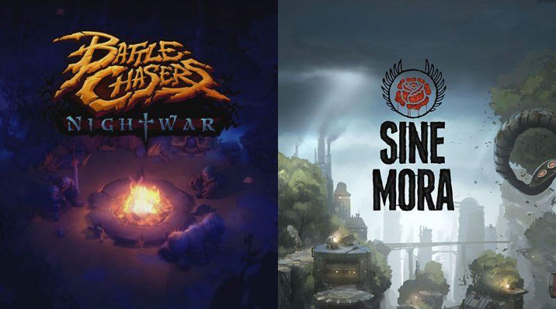 Battle Chasers: Nightwar Sine Mora EX Nintendo Switch