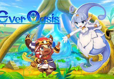 Ever Oasis Out Now For 3DS In North America & Europe