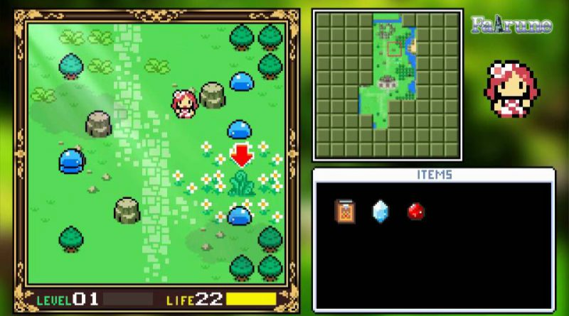 Fairune PS Vita