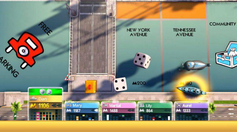 Monopoly Nintendo Switch