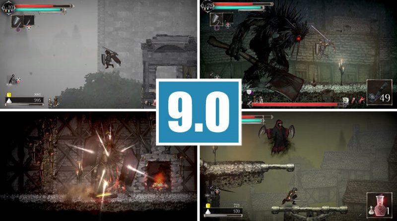 Review Salt and Sanctuary PS Vita