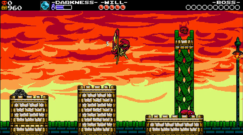 Shovel Knight: Specter of Torment PS Vita PS4