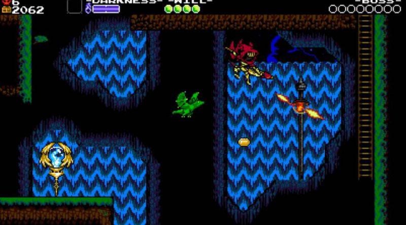 Shovel Knight: Specter of Torment PS Vita PS4
