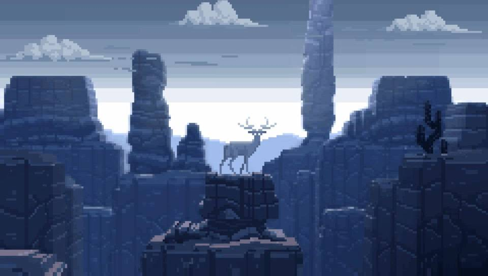 The Deer God PS Vita