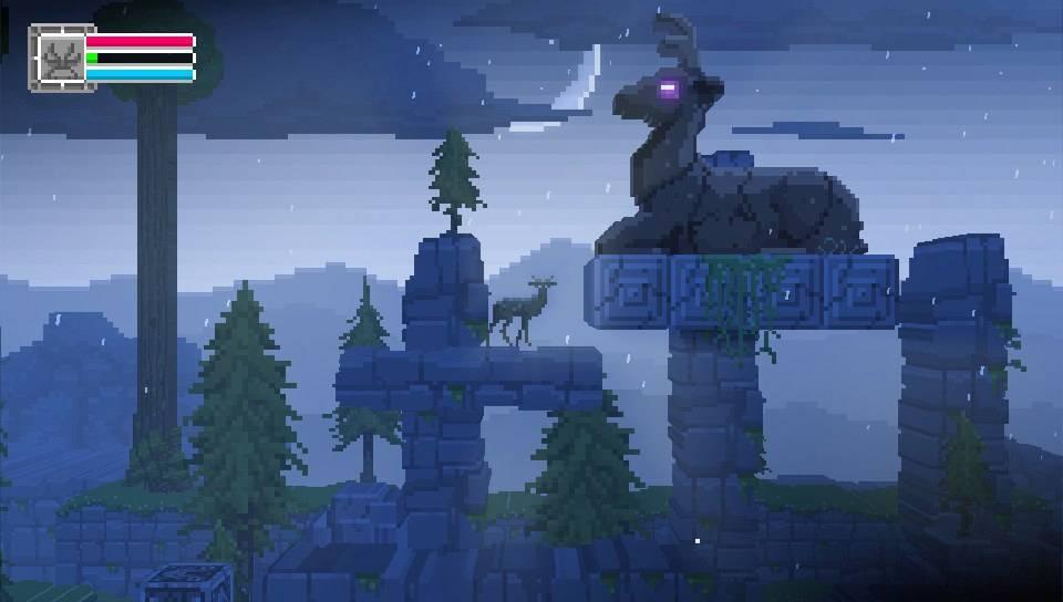 The Deer God PS Vita