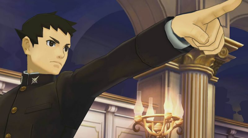 The Great Ace Attorney 2 3DS