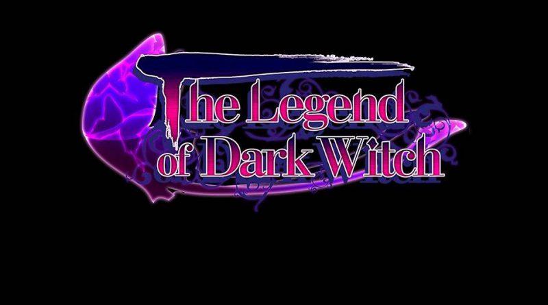 The Legend of Dark Witch PS Vita