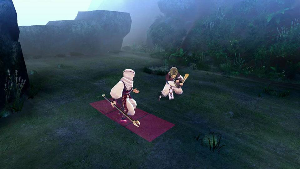 Utawarerumono: Mask of Deception PS Vita