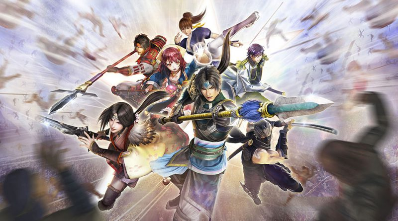 Warriors All-Stars PS Vita PS4 Musou Stars